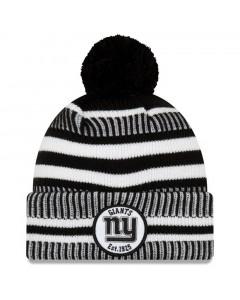 New York Giants New Era 2019 NFL Sideline Cold Weather Home Sport 1925 zimska kapa