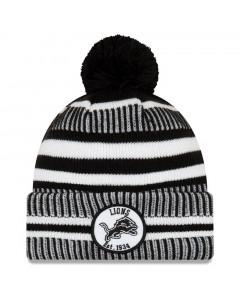 Detroit Lions New Era 2019 NFL Sideline Cold Weather Home Sport 1934 Wintermütze