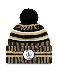 New Orleans Saints New Era 2019 NFL Official On-Field Sideline Cold Weather Home Sport 1967 Wintermütze