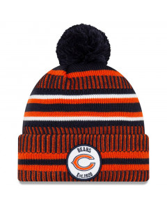 Chicago Bears New Era 2019 NFL Official On-Field Sideline Cold Weather Home Sport 1920 Wintermütze