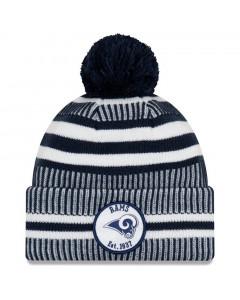 Los Angeles Rams New Era 2019 NFL Official On-Field Sideline Cold Weather Home Sport 1937 zimska kapa
