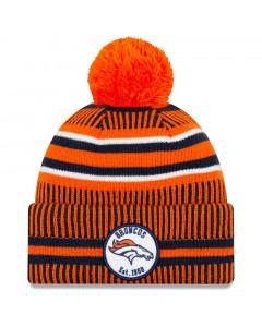 Denver Broncos New Era 2019 NFL Official On-Field Sideline Cold Weather Home Sport 1960 zimska kapa