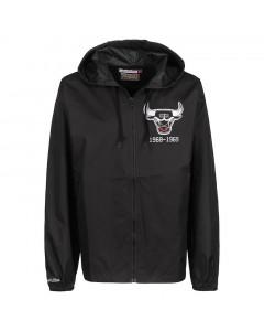 Chicago Bulls Mitchell & Ness Team Capitain Lightweight Windjacke