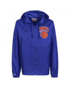 New York Knicks Mitchell & Ness Team Capitain Lightweight Windjacke