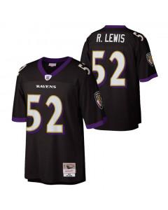Ray Lewis 52 Baltimore Ravens 2004 Mitchell & Ness Throwbacks Legacy Trikot