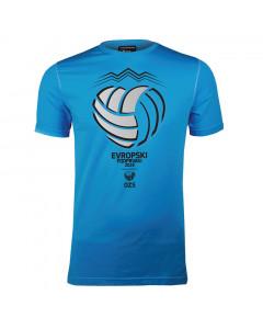 Moška majica OZS evropski podprvaki 2019