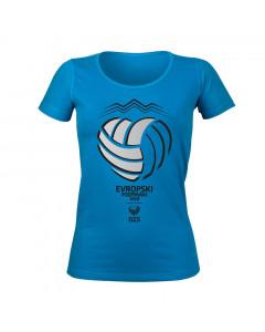 Ženska majica OZS evropski podprvaki 2019