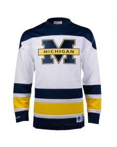 Michigan Wolverines Mitchell & Ness Trikot