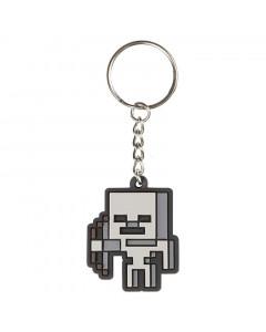 Minecraft Skeleton Sprite Schlüsselanhänger