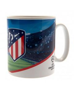 Atlético de Madrid Champions League Tasse