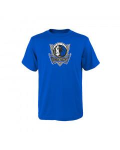 Dallas Mavericks Youth Primary Logo majica