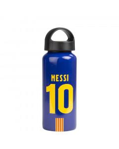 FC Barcelona Messi Alu Trinkflasche 400 ml