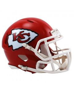 Kansas City Chiefs Riddell Speed Mini čelada