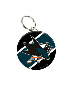 San Jose Sharks Premium Logo privjesak