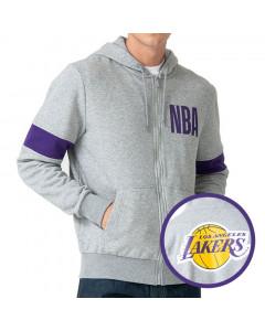 Los Angeles Lakers New Era Kapuzenjacke
