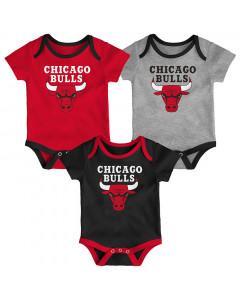 Chicago Bulls 3x bodi