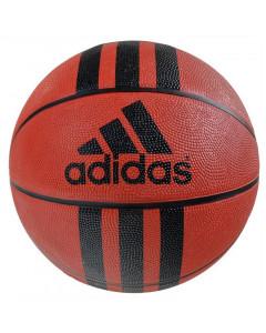 Adidas 3 Stripes Rubber Basketball Ball