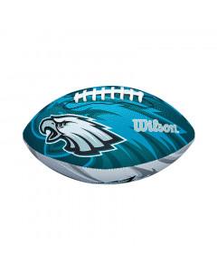 Philadelphia Eagles Wilson Team Logo Junior Ball für American Football