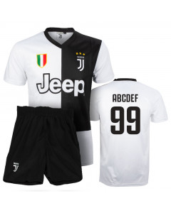 Juventus Replika dječji trening komplet dres (tisak po želji +12,30€)