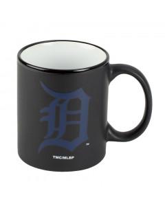 Detroit Tigers Black Matte Two Tone Tasse