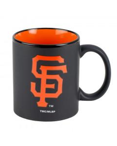 San Francisco Giants Black Matte Two Tone Tasse