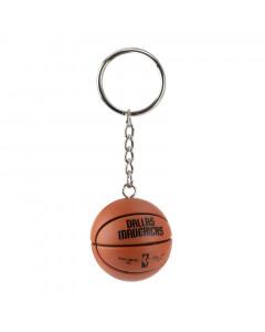 Dallas Mavericks Schlüsselanhänger kleiner Ball
