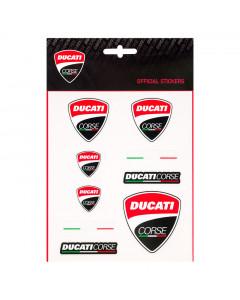 Ducati Corse Aufkleber