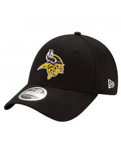 Minnesota VikingsNew Era 9FORTY Draft Official Stretch Snap kapa