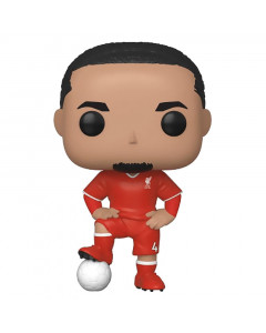 Virgil Van Dijk 4 Liverpool Home Funko POP! Figur