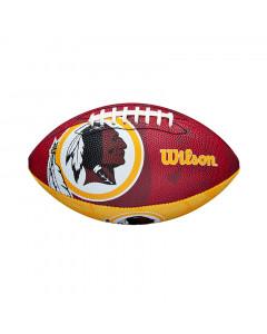 Washington Redskins Wilson Team Logo Junior lopta za američki nogomet