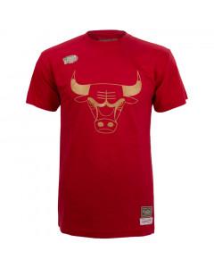 Chicago Bulls Mitchell & Ness Midas T-Shirt