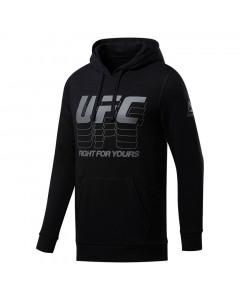 UFC Reebok Fan Gear pulover s kapuco