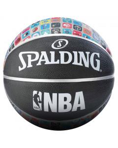 Spalding NBA Team logo košarkarska žoga 7