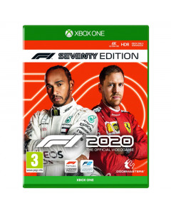 F1 2020 Seventy Edition igra Xbox One