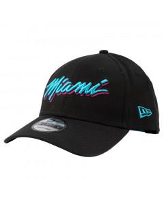 Miami Heat New Era 9FORTY City Edition kapa