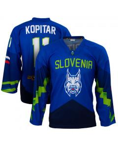 HZS Fan Trikot Kopitar 11 blau