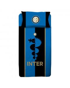 Inter Milan obojestranska posteljnina 135x200