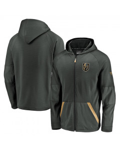Vegas Golden Knights Rinkside Gridback zip majica sa kapuljačom