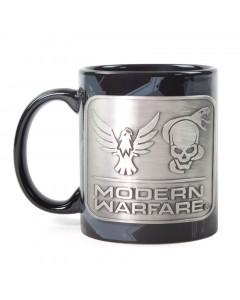 Call Of Duty Modern Warfare Metal Badge skodelica