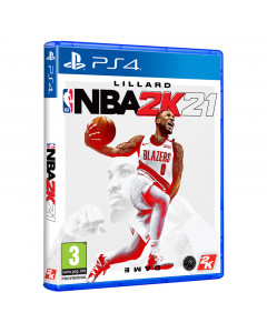 NBA 2K21 Standard Edition igra PS4