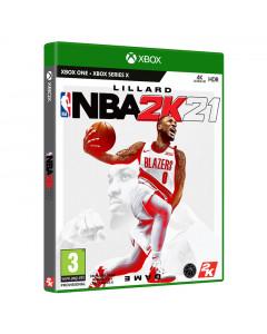 NBA 2K21 Standard Edition igra Xbox One