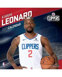 Kawhi Leonard Los Angeles Clippers kalendar 2021