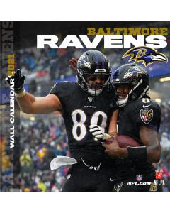 Baltimore Ravens kalendar 2021