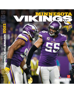 Minnesota Vikings kalendar 2021