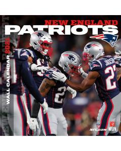 New England Patriots kalendar 2021