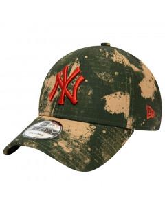 New York Yankees New Era 9FORTY Blur Camo kapa