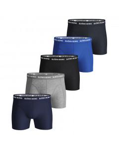 Björn Borg Solid Essential 5x Boxershorts