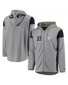 Pittsburgh Steelers Iconic Franchise Full Zip majica sa kapuljačom