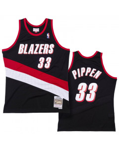 Scottie Pippen 33 Portland Trail Blazers 1999-00 Mitchell & Ness Swingman Trikot
