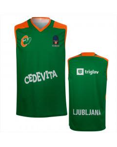 KK Cedevita Olimpija replika dres zelen 20/21